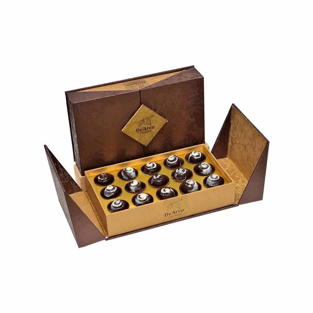 De'Arco Chocolatier-De'Arco Chocolatier Designer Plain 188 g