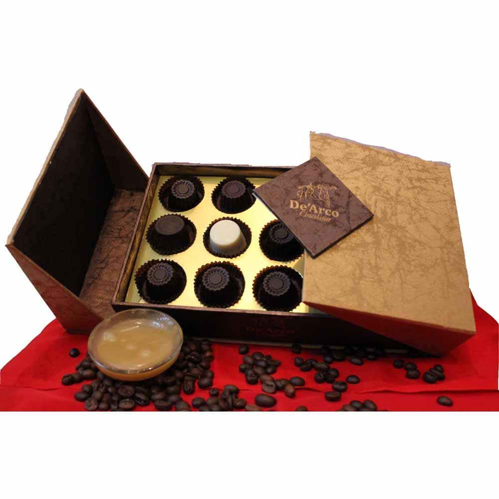 De'Arco Chocolatier Coffee Caramel 188 g