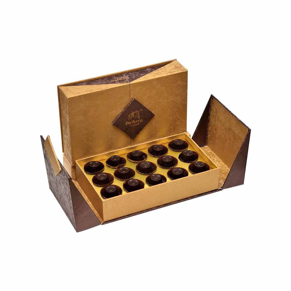 De'Arco Chocolatier-De'Arco Chocolatier Caramel 165 g