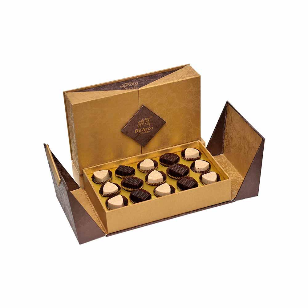 De'Arco Chocolatier-De'Arco Chocolatier Dual Greetings 159 g
