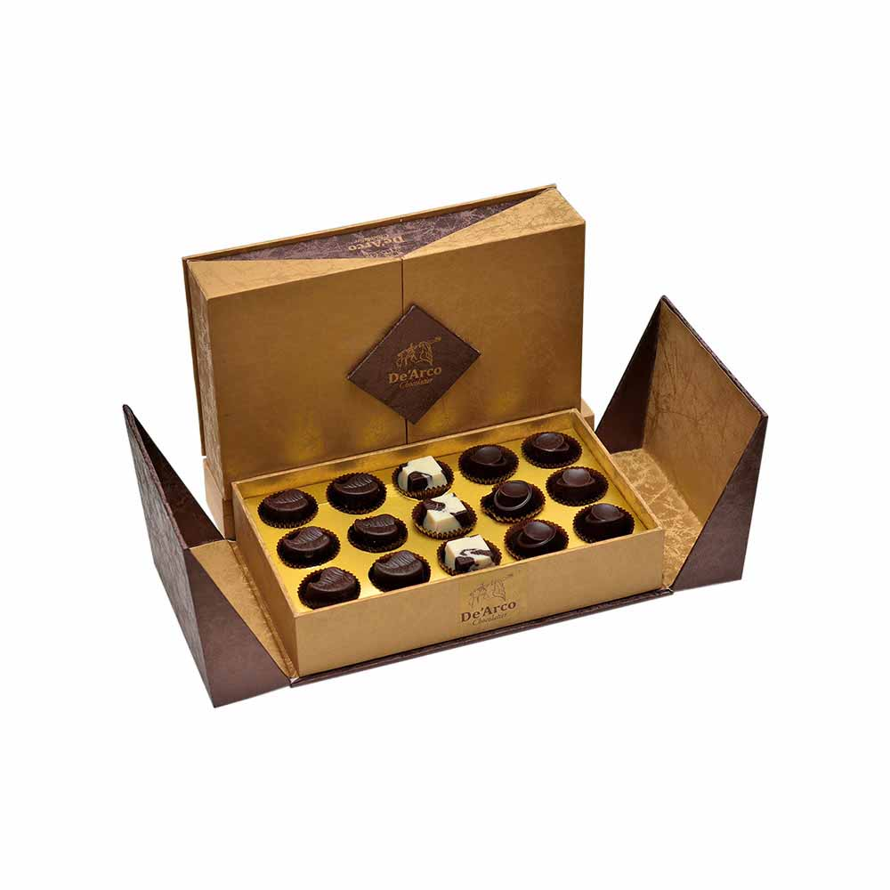 De'Arco Chocolatier Triple Season 185 g