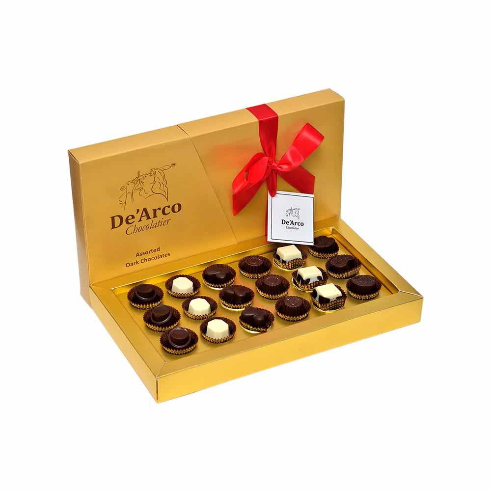De'Arco Chocolatier-De'Arco Chocolatier Twofold Magic 204 g
