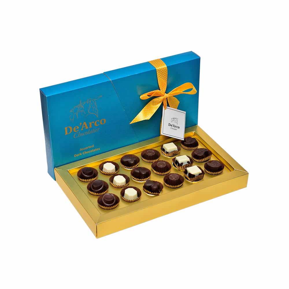 De'Arco Chocolatier Triplex Divine 219g