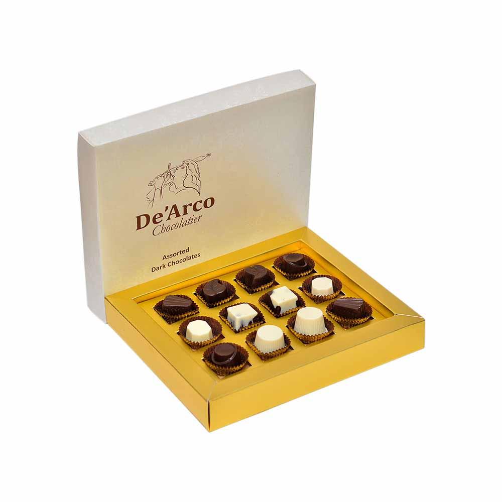 De'Arco Chocolatier-De'Arco Chocolatier Scrumptious 140 g
