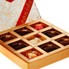 Ivory Gold Assorted Chocolate Box