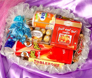 Gourmet Hampers-Exclusive Gift Pack