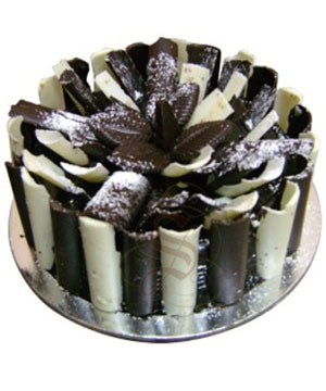 Exotic Truffle Cake - Delhi & NCR Special