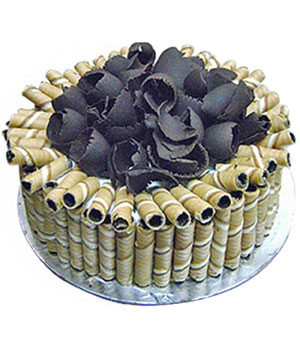 Exotic Chocolate Cake - Delhi & NCR Special