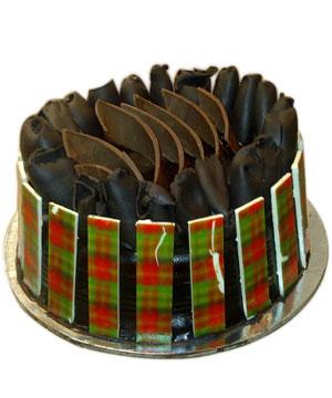 Belgian Chocolate Cake - Delhi & NCR Special