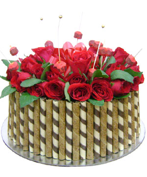 Red Island Cake - Delhi & NCR Special