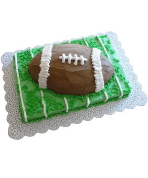 Rugby Cake - Delhi & NCR Special
