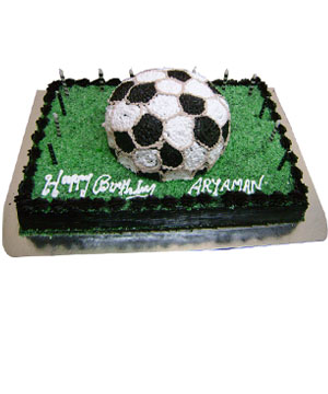 Football Cake - Delhi & NCR Special