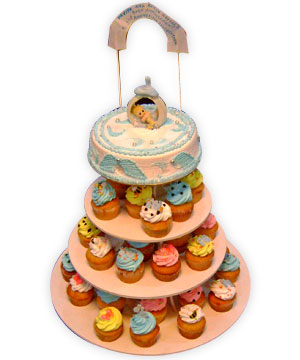Baby Shower Cup Cakes - Delhi & NCR Special
