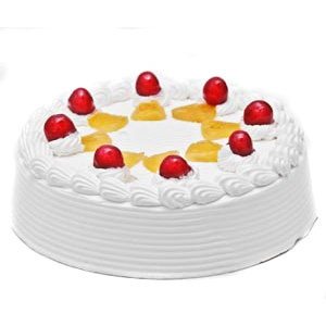 Creamy Pineapple Cake - Pune Special