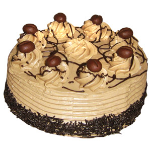 Mocha Cake - Pune Special