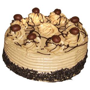 Mocha Cake - Pune Special