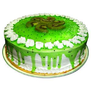 Kiwi Cake - Pune Special