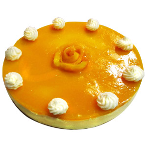 Mango Cheese Cake - Pune Special