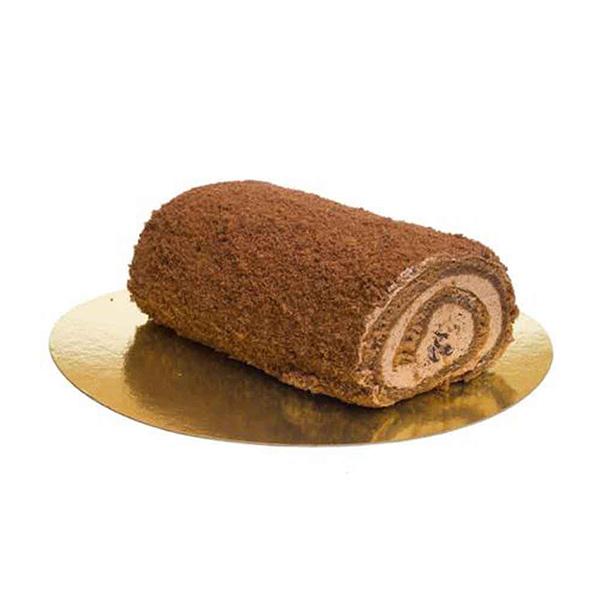 Coffee Cream Log
