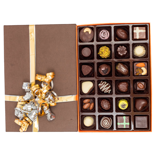 Velvet Fine Chocolates-Velvet Fine Chocolates' Assorted Box 24 pieces