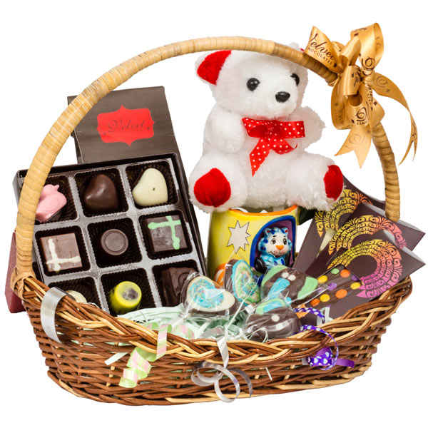Velvet Fine Chocolates' Kiddie Hamper