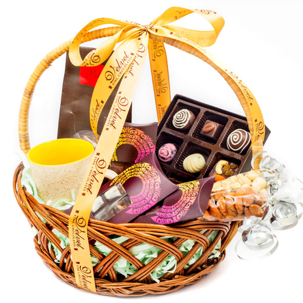 Velvet Fine Chocolates' Mug Hamper