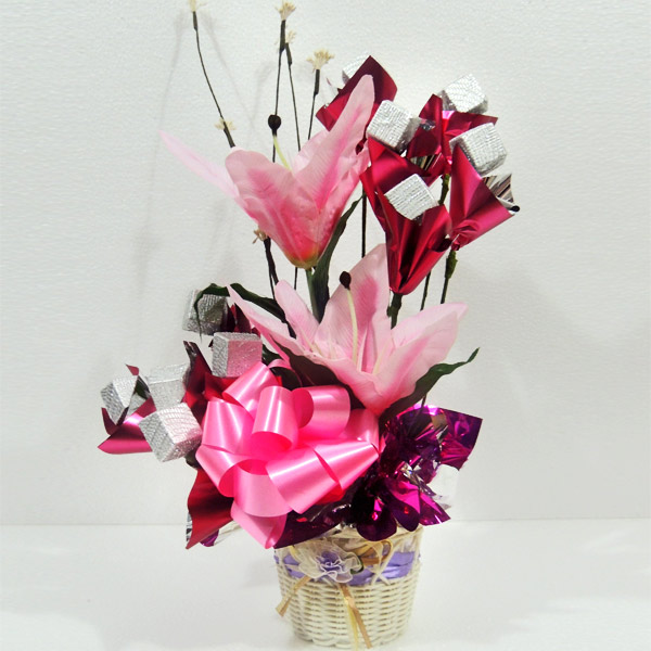Velvet Fine Chocolates 'Sweet Pink