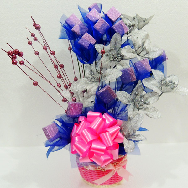 Velvet Fine Chocolates' Glitering Shine