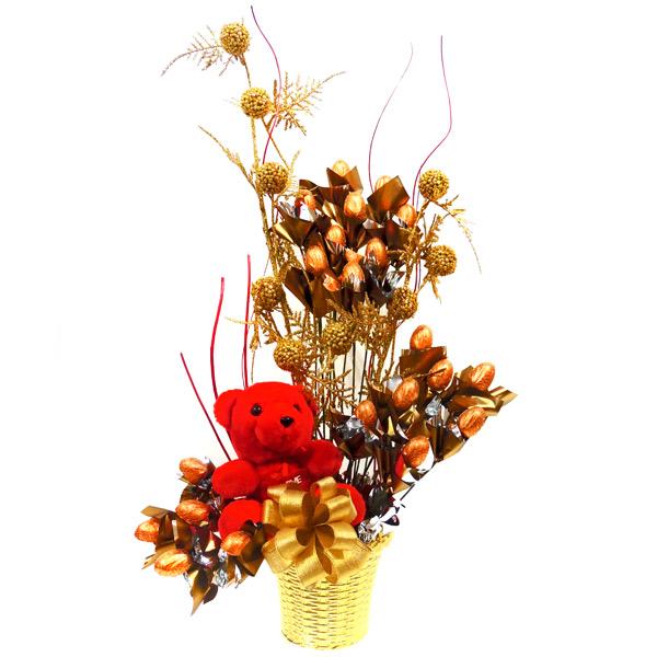 Velvet Fine Chocolates' Golden Mood