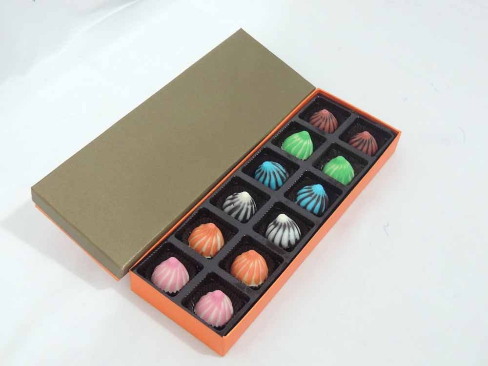 Velvet Fine Chocolates-Modak Surprise