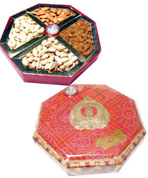Attractive Dryfruit Gift Box - Small