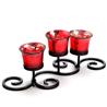 Gift Beautiful Wrought Iron Tea Light Holder on Diwali