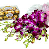 Orchids & Chocolate