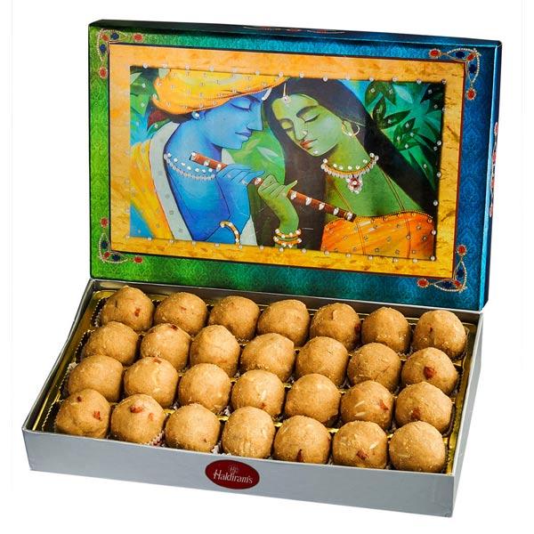 Traditional Mithai-Haldiram's Atta Laddoo