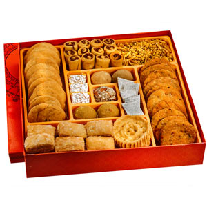 Assorted Mithai-Haldiram's Exotic Abundance