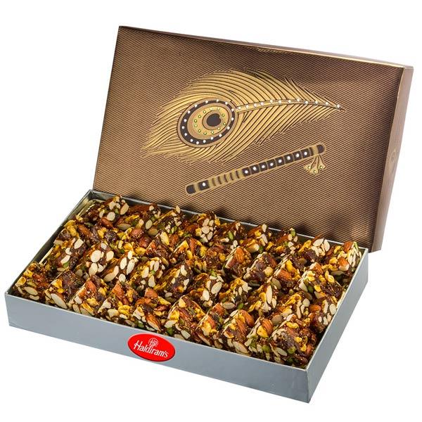 Haldiram's Sugarfree Khajur Paak