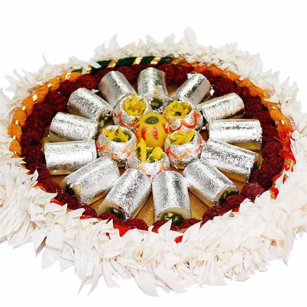 Bhaidooj Shubh Thaali