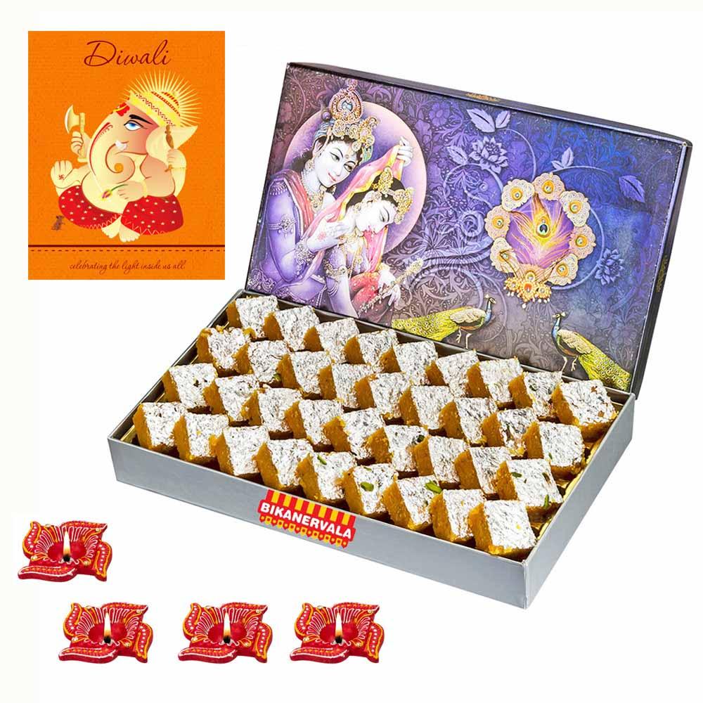 Moong Dal Burfi Diwali Hamper
