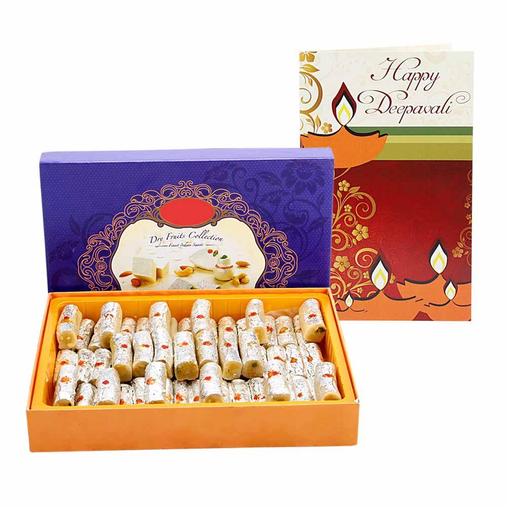 Kaju Roll for Diwali