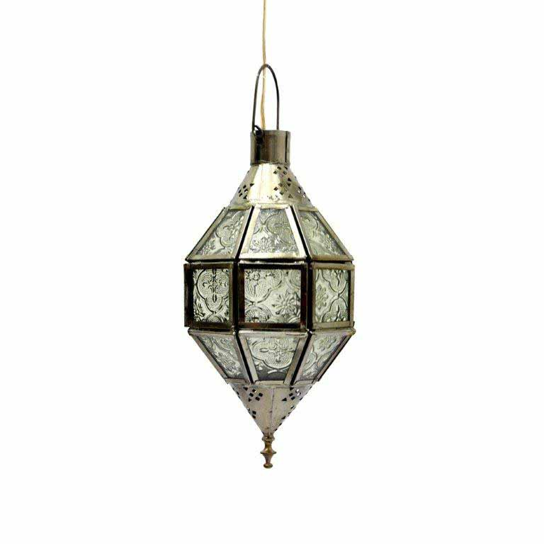 Silver Antique Lantern
