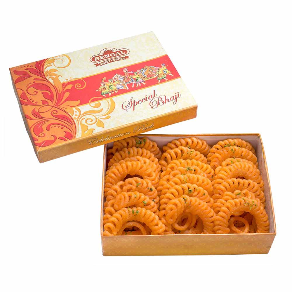 Bengal Sweet's Desi Ghee Imrti -1Kg