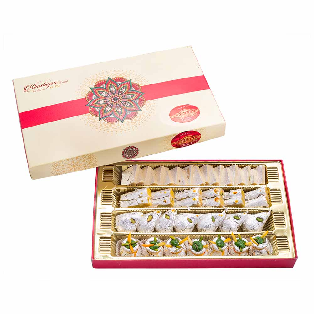 Bengal Sweet's Kaju Assortment-800 gms