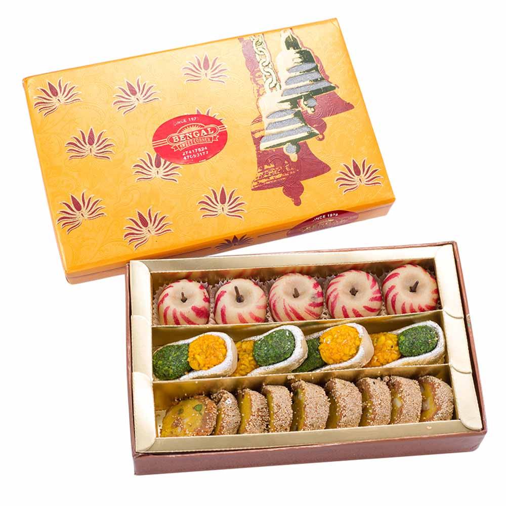 Bengal Sweet's Exquisite Kaju-500gms
