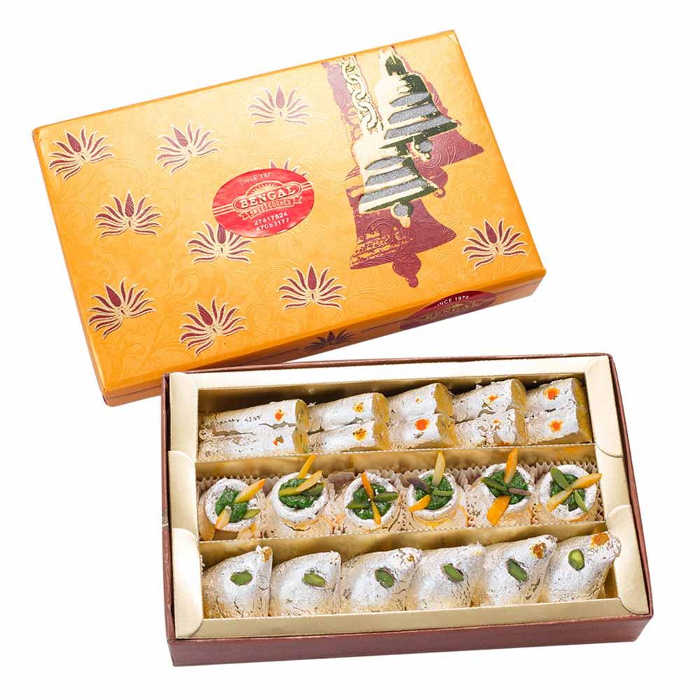 Bengal Sweet's Kaju Variety-500gms