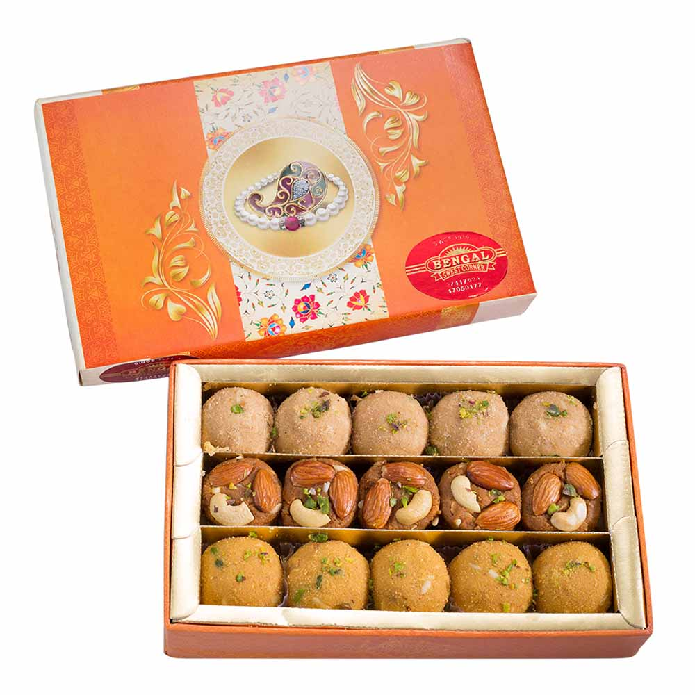 Bengal Sweet's Ladoo Collection-500gms