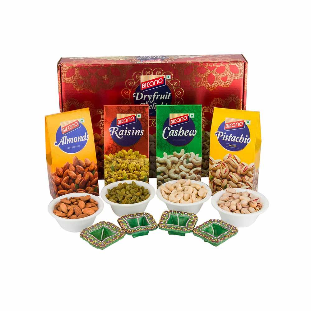 Bikanervala Dry fruit Diwali Dhamaka