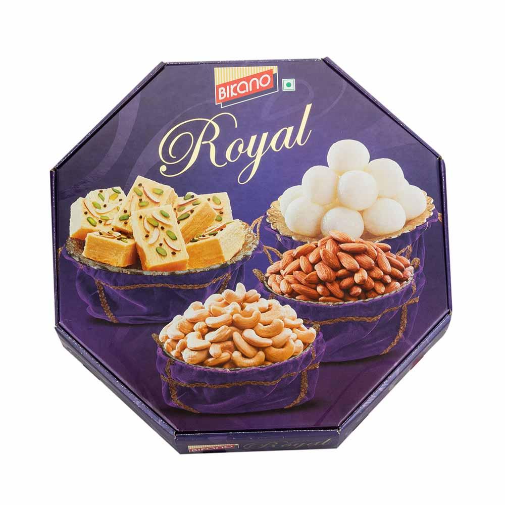 Bikanervala Royal Diwali Greetings