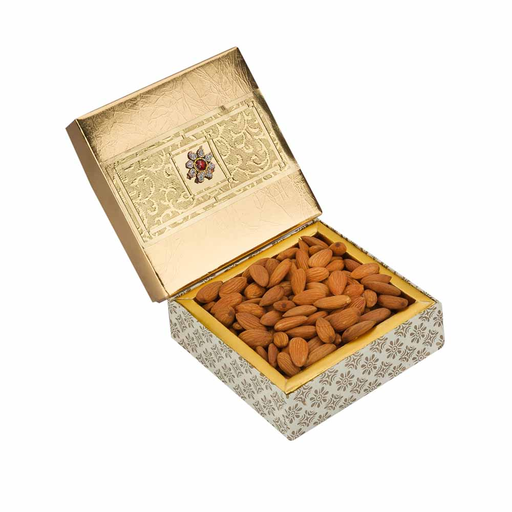 Almonds n Diwali Greetings