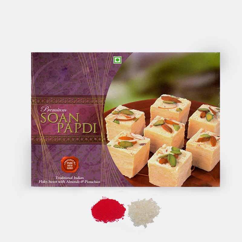 Bhai Dooj for Premium Soan Papdi