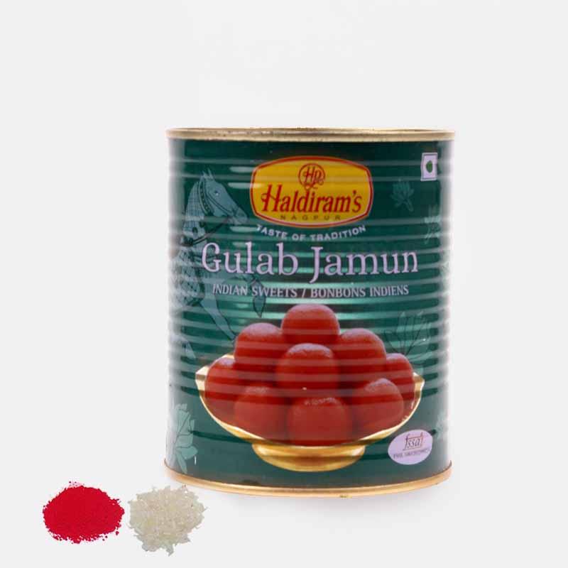 Bhai Dooj for Gulab Jamun